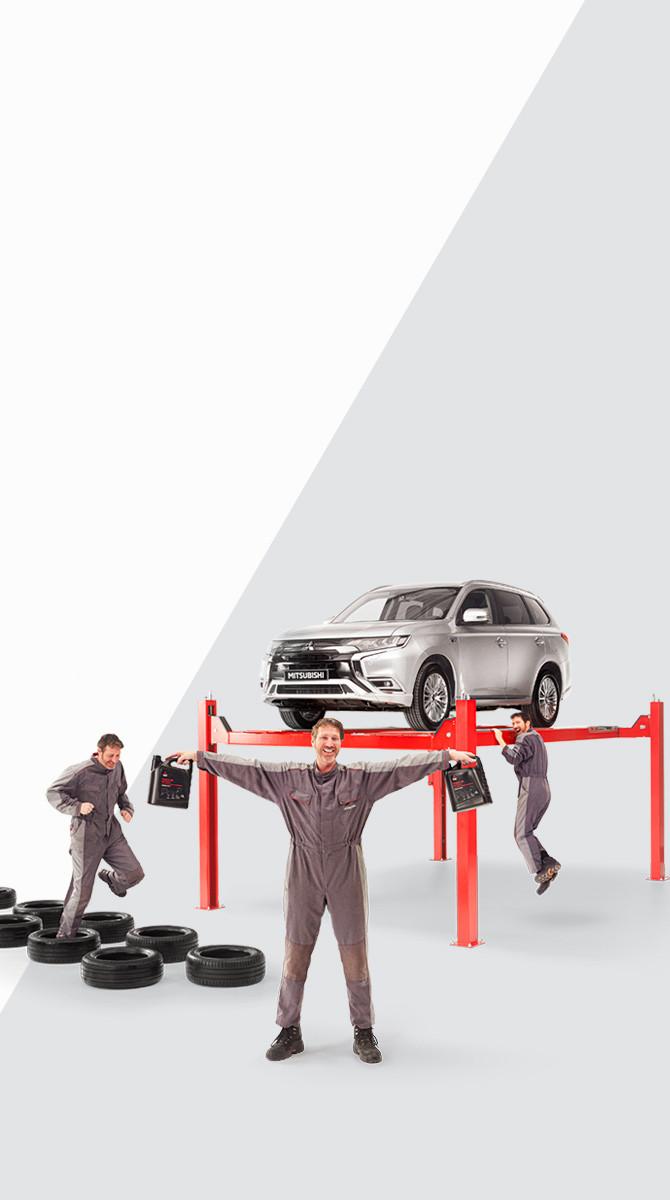 Лiто в нормi —  твiй Mitsubishi у формi